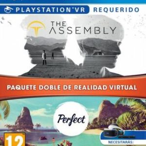 The Assembly - Perfect VR-Sony Playstation 4