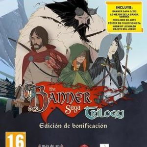 The Banner Saga Collection-Microsoft Xbox One