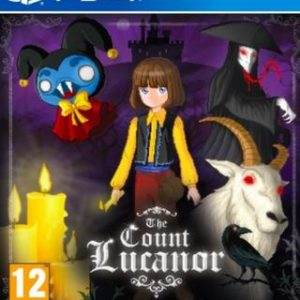 The Count Lucanor-Sony Playstation 4