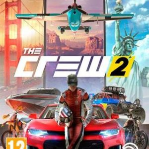 The Crew 2-Microsoft Xbox One