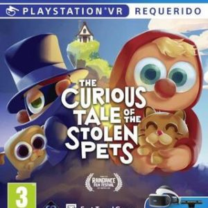 The Curious Tale of the Stolen Pets VR-Sony Playstation 4