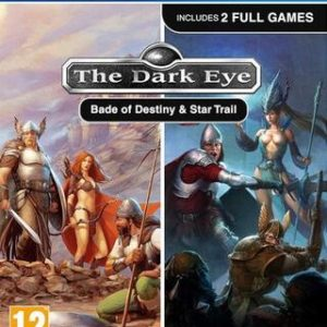 The Dark Eye Compilation-Sony Playstation 4