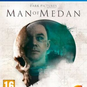 The Dark Pictures Anthology: Man of Medan-Sony Playstation 4
