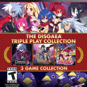 The Disgaea Triple Play Collection-Sony Playstation 3