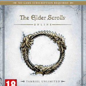 The Elder Scrolls Online Tamriel Unlimited-Sony Playstation 4