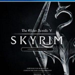 The Elder Scrolls V Skyrim - Special Edition-Sony Playstation 4