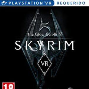 The Elder Scrolls V Skyrim VR-Sony Playstation 4