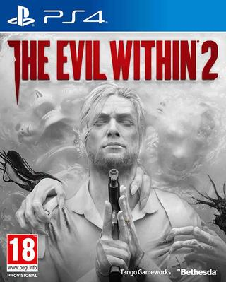 The Evil Within 2-Sony Playstation 4