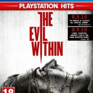 The Evil Within (Playstation Hits)-Sony Playstation 4