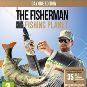 The Fisherman: Fishing Planet (Day One Edition)-Sony Playstation 4