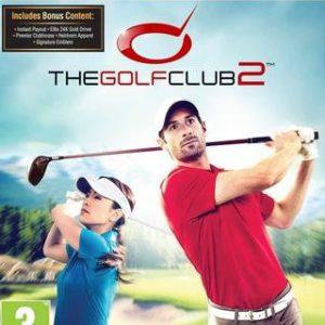 The Golf Club 2-Sony Playstation 4