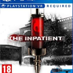 The Inpatient VR-Sony Playstation 4