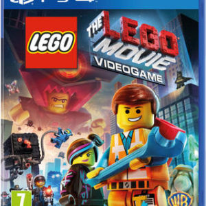 The LEGO Movie Videogame-Sony Playstation 4