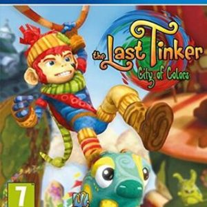 The Last Tinker: City of Colours-Sony Playstation 4