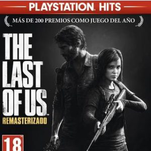 The Last of Us Remasterizado (Playstation Hits)-Sony Playstation 4