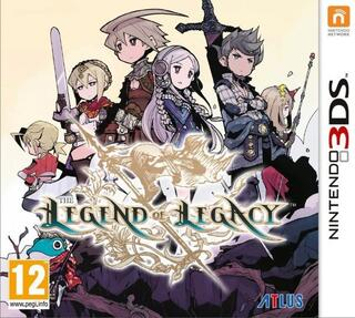 The Legend of Legacy-Nintendo 3DS