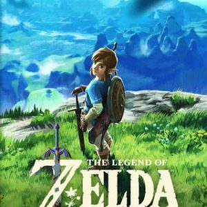 The Legend of Zelda Breath of the Wild-Nintendo Switch