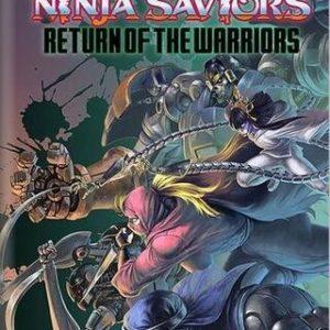 The Ninja Saviors: Return of the Warriors-Nintendo Switch