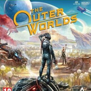 The Outer Worlds-Microsoft Xbox One