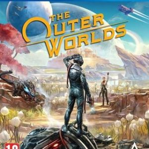 The Outer Worlds-Sony Playstation 4