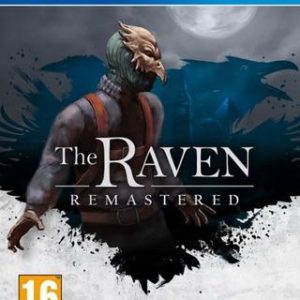 The Raven Remastered-Sony Playstation 4