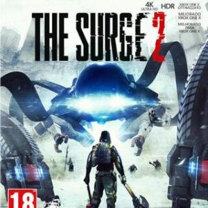 The Surge 2-Microsoft Xbox One