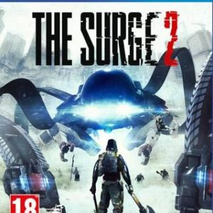 The Surge 2-Sony Playstation 4