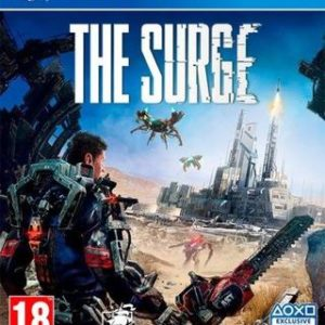 The Surge-Sony Playstation 4