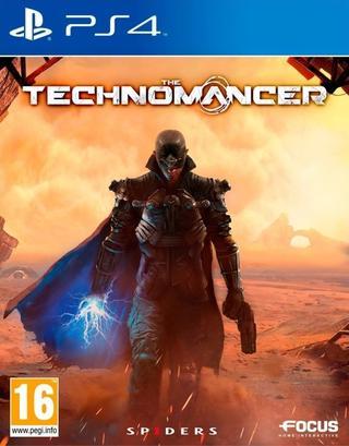 The Technomancer-Sony Playstation 4