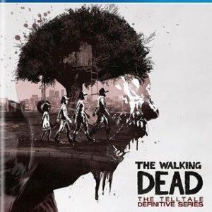The Walking Dead: The Telltale Definitive Series-Sony Playstation 4