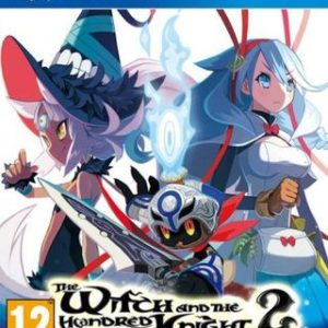 The Witch and the Hundred Knight 2-Sony Playstation 4