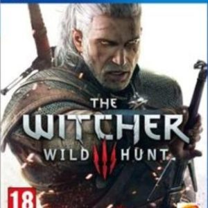 The Witcher 3: Wild Hunt-Sony Playstation 4