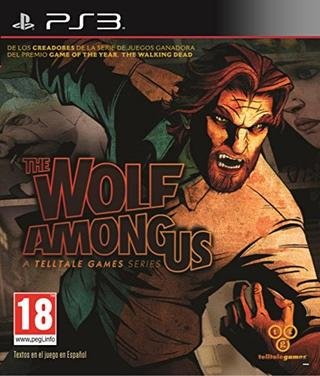 The Wolf Among Us-Sony Playstation 3