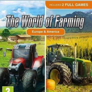 The World of Farming-Sony Playstation 4