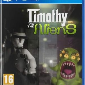 Timothy VS The Aliens-Sony Playstation 4