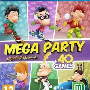 Titeuf Mega Party-Sony Playstation 4