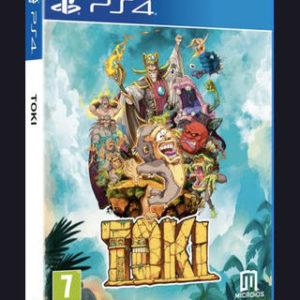 Toki Standard Edition-Sony Playstation 4