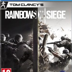 Tom Clancy's Rainbow Six Siege-Sony Playstation 4