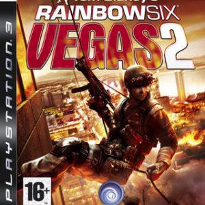 Tom Clancy's Rainbow Six: Vegas 2-Sony Playstation 3