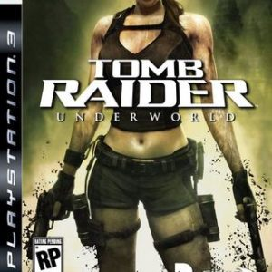 Tomb Raider: Underworld-Sony Playstation 3