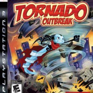 Tornado Outbreak-Sony Playstation 3