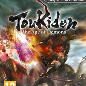 Toukiden: The Age of Demons-Sony Playstation Vita