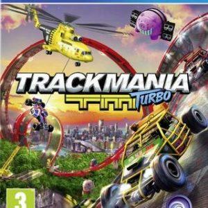 Trackmania TM Turbo-Sony Playstation 4