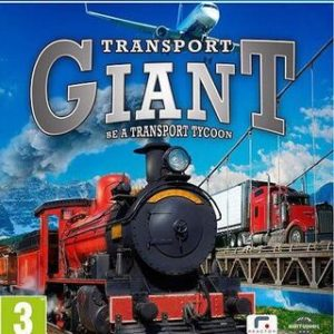Transport Giant: Gold Edition-Sony Playstation 4