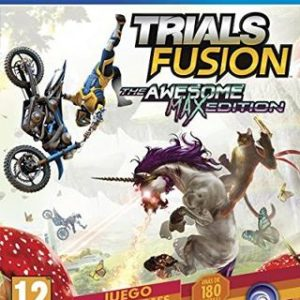 Trials Fusion: The Awesome MAX Edition-Sony Playstation 4
