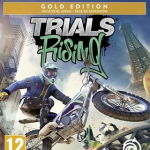 Trials Rising-Sony Playstation 4