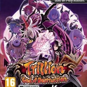 Trillion God of Destruction-Sony Playstation Vita