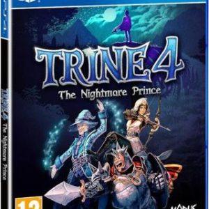 Trine 4 The Nightmare Prince-Sony Playstation 4