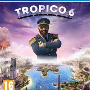 Tropico 6 : El Prez Edition-Sony Playstation 4