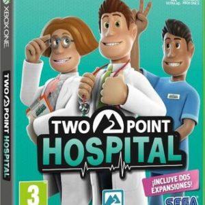 Two Point Hospital-Microsoft Xbox One